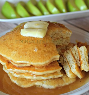 Apple Cinnamon Pancakes Mix