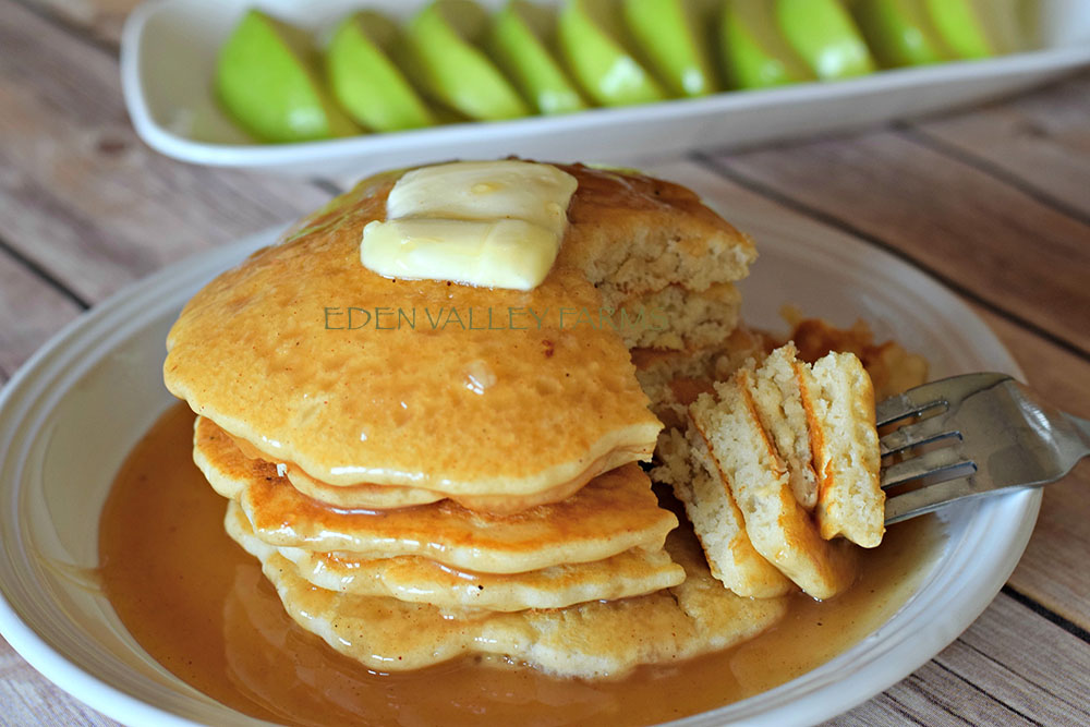 Apple Cinnamon Pancakes Mix