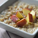Eden Valley Apple Oatmeal