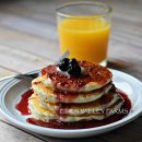 Eden Valley Blueberry Pancakes1