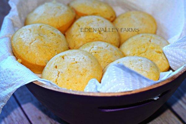Cornbread Muffin Mix Emergency Food Storage