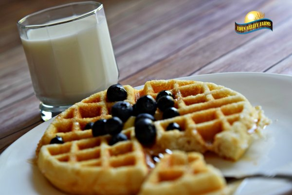 Classic Waffle Mix Eden Valley