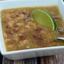 White Bean and Lime Chili Emergency Food Supply