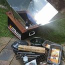 Sun Oven Cooking Package