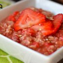 Strawberry Oatmeal Emergency Food Supply