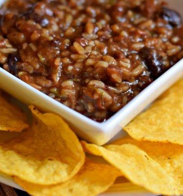 Eden Valley Enchilada Beans Rice