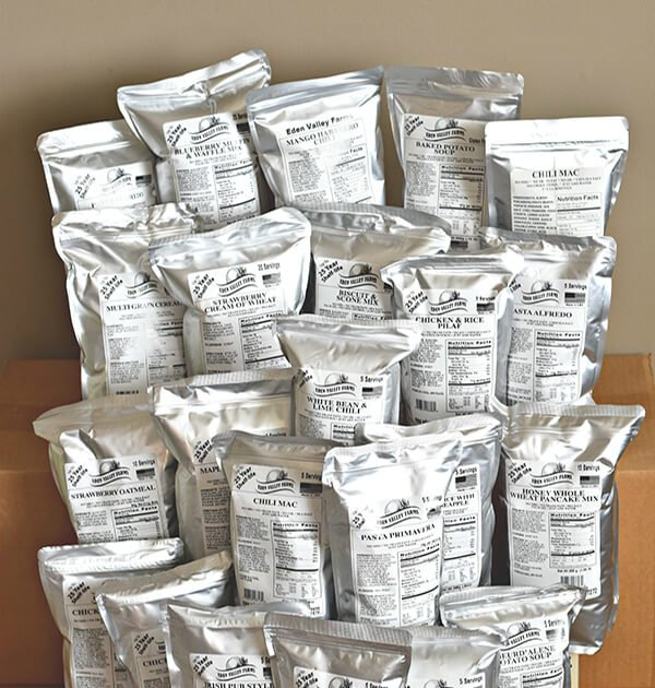 3 Month Emergency Food Storage Kit