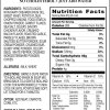 Baked Potato Soup Product Label