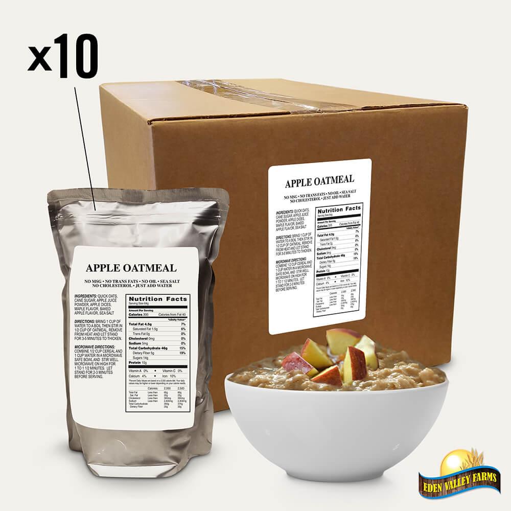 Box&Product_AppleOatmeal