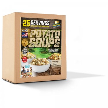 POTATO SOUPS Box (Gluten-Friendly)