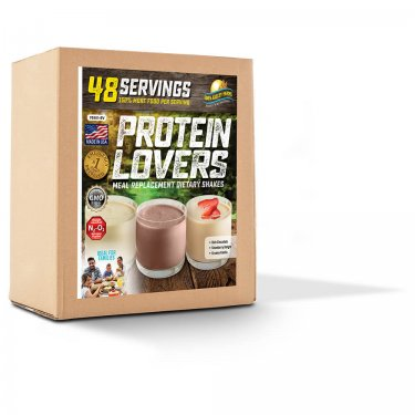 PROTEIN LOVERS Box (Gluten-Friendly)