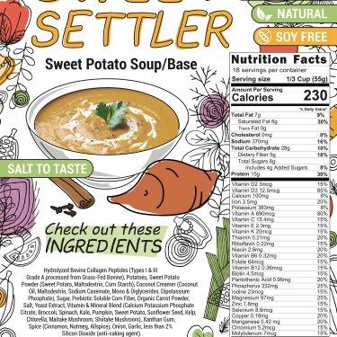 Sweet Settler – 1 Case