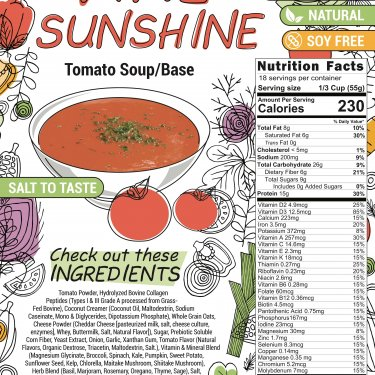 Instant – Tomato Soup/Base