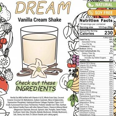 Vanilla Dream – 1 Case